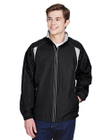 88155 Ash City - North End Men's Endurance Lightweight Colorblock Jacket
