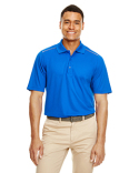 88181R Core 365 Men's Radiant Performance Piqué Polo with Reflective Piping