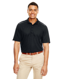 88181R Ash City - Core 365 Men's Radiant Performance Piqué Polo with Reflective Piping