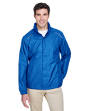 88185 Core 365 Men's Climate Seam-Sealed Lightweight Variegated Ripstop Jacket