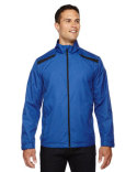 88188 Ash City - North End Men's Tempo Lightweight Recycled Polyester Jacket with Embossed Print