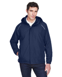 88189T Ash City - Core 365 Men's Tall Brisk Insulated Jacket