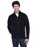 88190T Ash City - Core 365 Men's Tall Journey Fleece Jacket