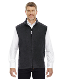 88191T Ash City - Core 365 Men's Tall Journey Fleece Vest