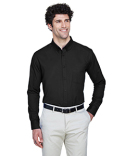 88193 Core 365 Men's Operate Long-Sleeve Twill Shirt