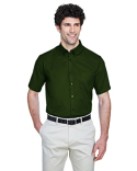 88194 Ash City - Core 365 Men's Optimum Short-Sleeve Twill Shirt