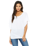 8821 Bella + Canvas Ladies' Flowy Draped Sleeve Dolman T-Shirt