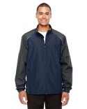 88223 Ash City - Core 365 Men's Stratus Colorblock Lightweight Jacket