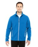 88229 Ash City - North End Men's Torrent Interactive Textured Performance Fleece Jacket
