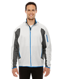 88230 Ash City - North End Men's Motion Interactive Colorblock Performance Fleece Jacket