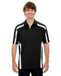 88667 Ash City - North End Men's Accelerate UTK cool?logik™ Performance Polo