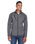 88669 Ash City - North End Men's Peak Sweater Fleece Jacket
