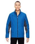 88696 Ash City - North End Men's Immerge Insulated Hybrid Jacket with Heat Reflect Technology