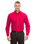 8960C UltraClub Adult Cypress Long-Sleeve Twill with Pocket