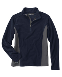 9346 Dri Duck Ladies' 4.5oz 100% Polyester Nano Fleece TM 1/4 Zip Pullover