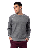 9575RT Alternative Men's Champ Eco Teddy Sweatshirt