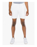 A54239W American Apparel Unisex California Fleece Gym Short