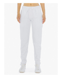 A54240W American Apparel Unisex California Fleece Slim Fit Jogger