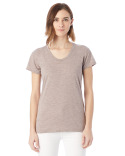 AA2620 Alternative Ladies' Kimber Mélange Burnout T-Shirt