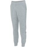 AG5562 Augusta Sportswear Adult Tonal Heather Fleece Jogger