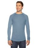 AP203 Authentic Pigment Men's True Spirit Raglan T-Shirt