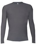 B2605 Badger Youth Long-Sleeve Compression Tee