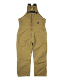 B415 Berne Men's Heritage Insulated Bib Overall