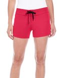 B5371 Burnside Ladies' Dobby Stretch Board Short