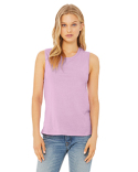 B6003 Bella + Canvas Ladies' Jersey Muscle Tank