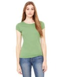 B8101 Bella + Canvas Ladies' Sheer Jersey Short-Sleeve T-Shirt