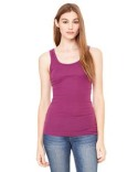 B8780 Bella + Canvas Ladies' Sheer Mini Rib Tank