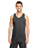 B9111 Burnside Adult Heathered Tank Top