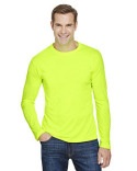 BA5360 Bayside Unisex 4.5 oz., 100% Polyester Performance Long-Sleeve T-Shirt
