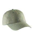 BA600 Big Accessories Vintage-Washed Cap
