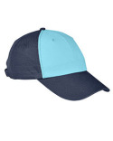 BA650 Big Accessories 100% Washed Cotton Twill Baseball Cap