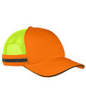 BA661 Big Accessories Safety Trucker Cap