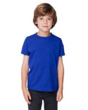 BB101 American Apparel Toddler Poly-Cotton Short-Sleeve Crewneck
