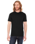 BB401 American Apparel Unisex Poly-Cotton Short-Sleeve Crewneck