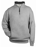 BD1286 Badger 1/4 Zip Fleece Pullover