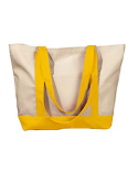 BE004 BAGedge Canvas Boat Tote
