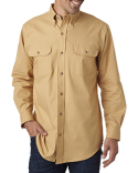 BP7005T Backpacker Men's Tall Solid Flannel