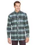 BP7091 Backpacker Men's Stretch Flannel Shirt