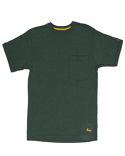 BSM38 Berne Men's Lightweight Performance Pocket T-Shirt