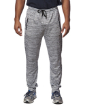 BU8801 Burnside Unisex Heather Perfomance Jogger Pant