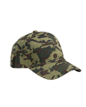 BX024 Big Accessories Structured Camo Hat