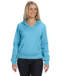 C1595 Comfort Colors Ladies' 9.5 oz. Hooded Sweatshirt