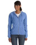 C1598 Comfort Colors Ladies' Full-Zip Hooded Sweatshirt