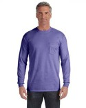 C4410 Comfort Colors Adult Heavyweight RS Long-Sleeve Pocket T-Shirt