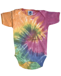 CD5100 Tie-Dye Infant Creeper