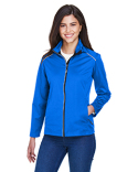 CE708W Ash City - Core 365 Ladies' Techno Lite Three-Layer Knit Tech-Shell